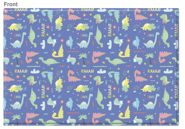 REGULAR Double Sided Play Mat – Good Dinosaur