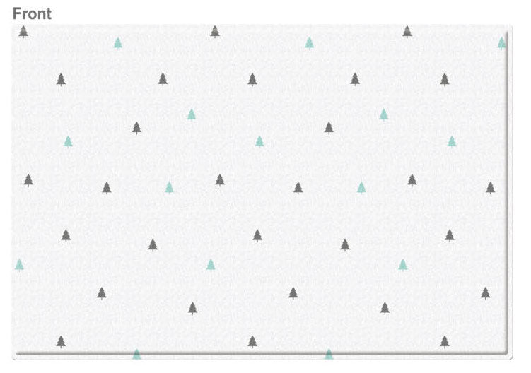 LARGE Double Sided Play Mat – Woodland