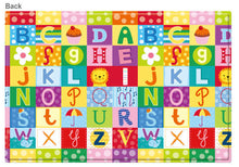 Load image into Gallery viewer, LARGE Double Sided Play Mat – Zoo Town