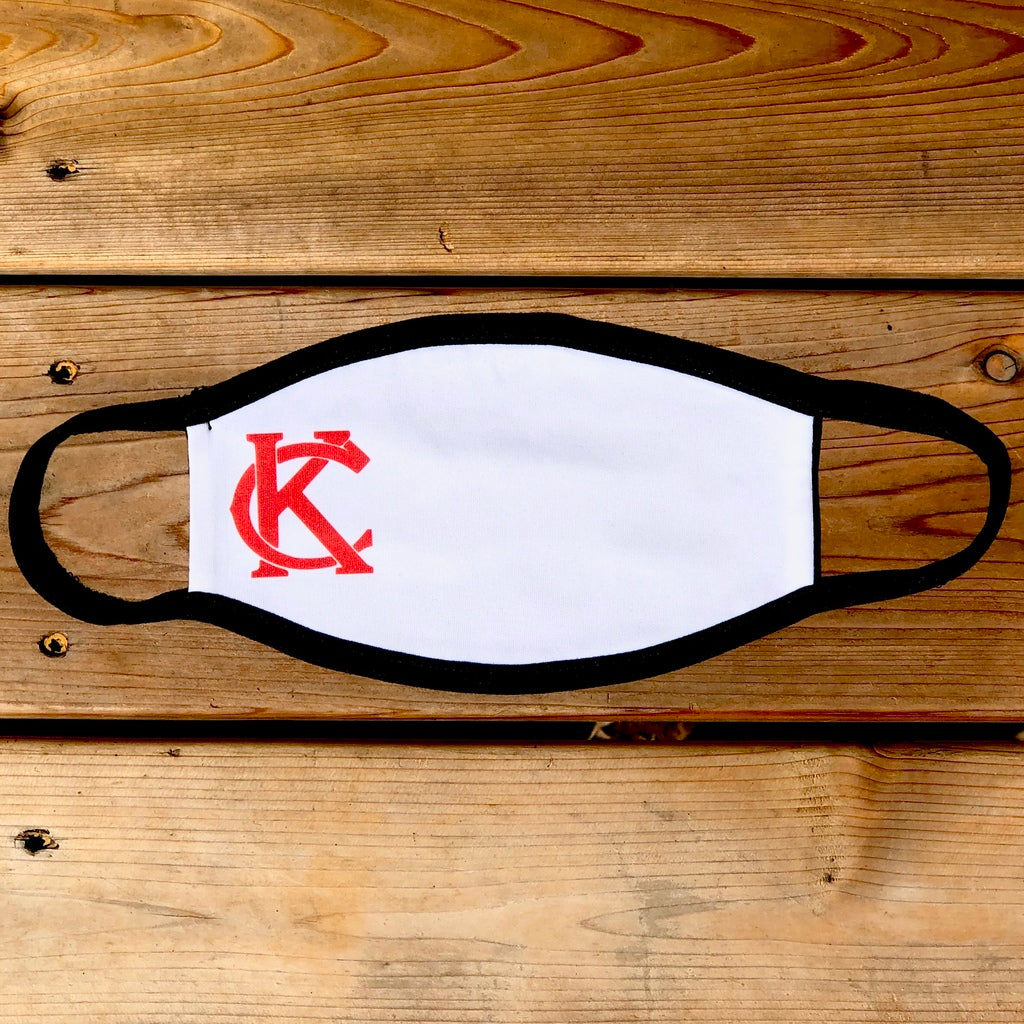 KC Red Face Mask