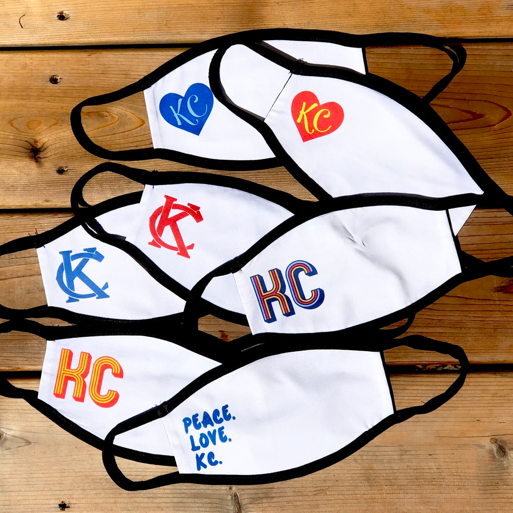 The Ultimate KC Face Mask Set of 7