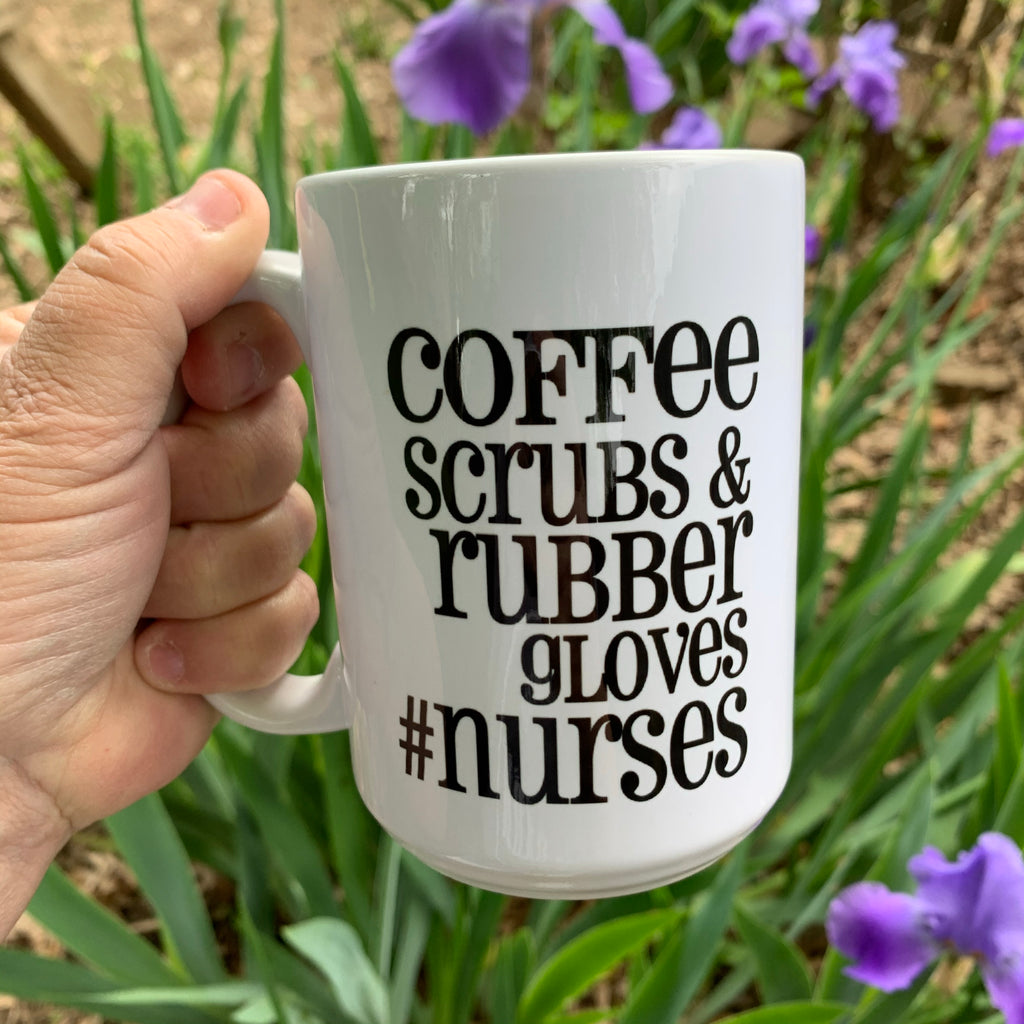 Nurses mug. coffee mug