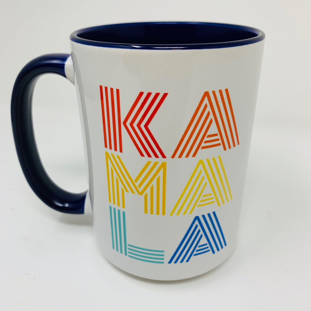 KAMALA coffee mug