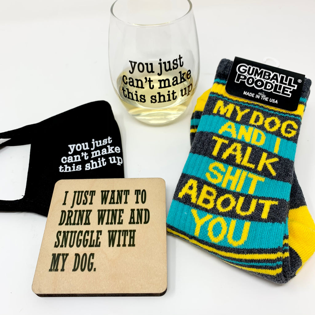 Talking Shit Gift Set