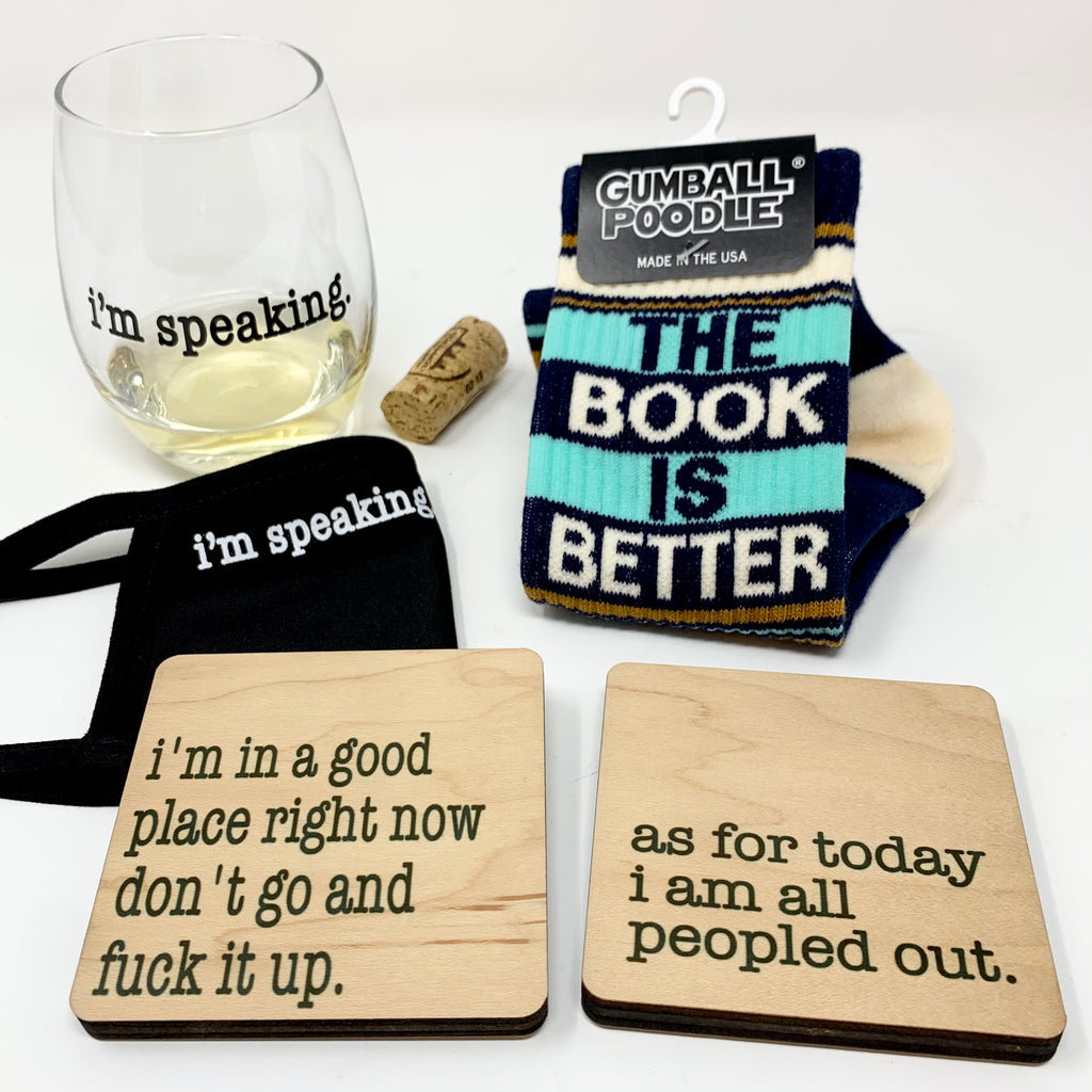 Introverts Unite! Gift Set