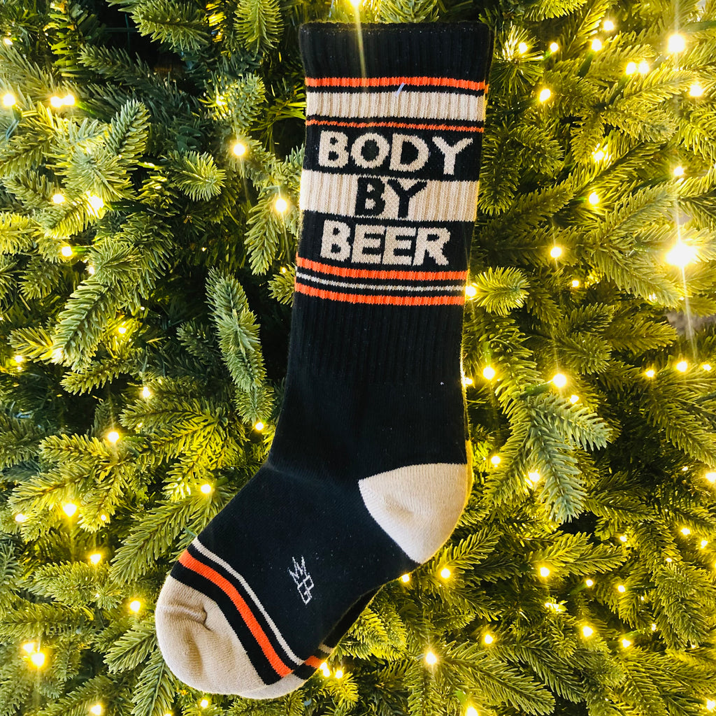 Body by Beer Socks