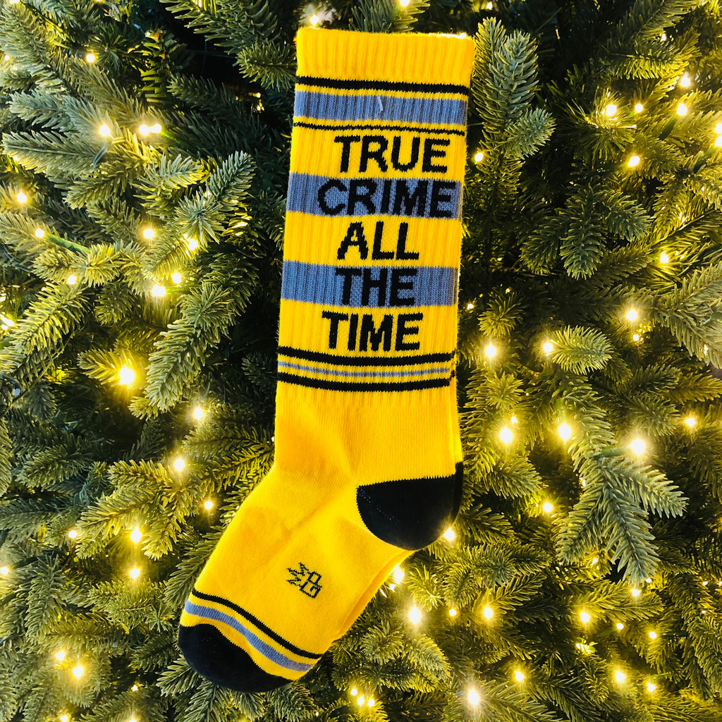 True Crime Socks