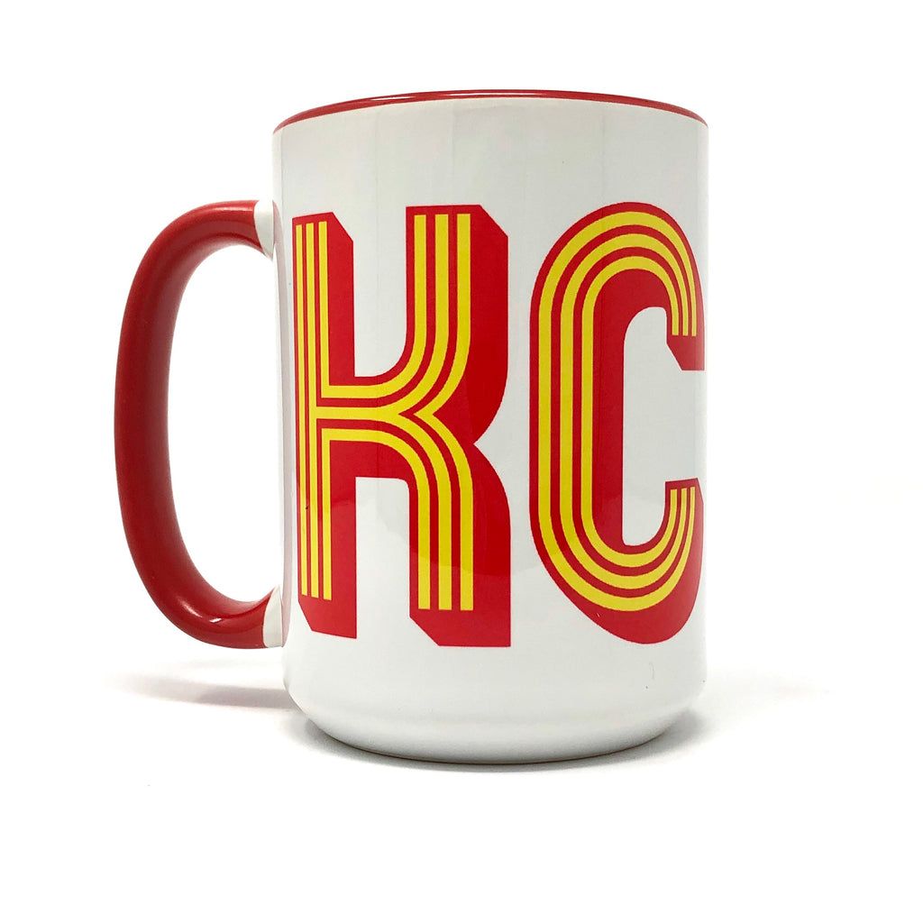KC Vibe coffee mug