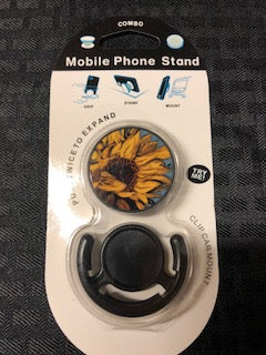 Phone Accessory Sunflower