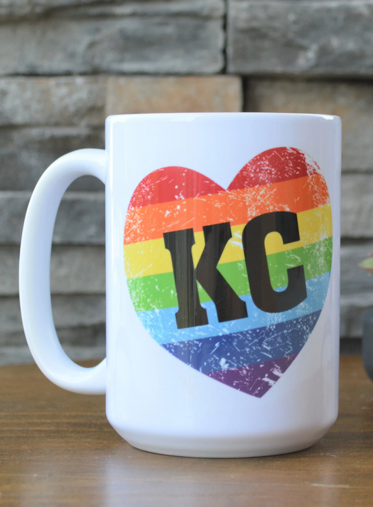 KC Pride Mug Coffee Mug