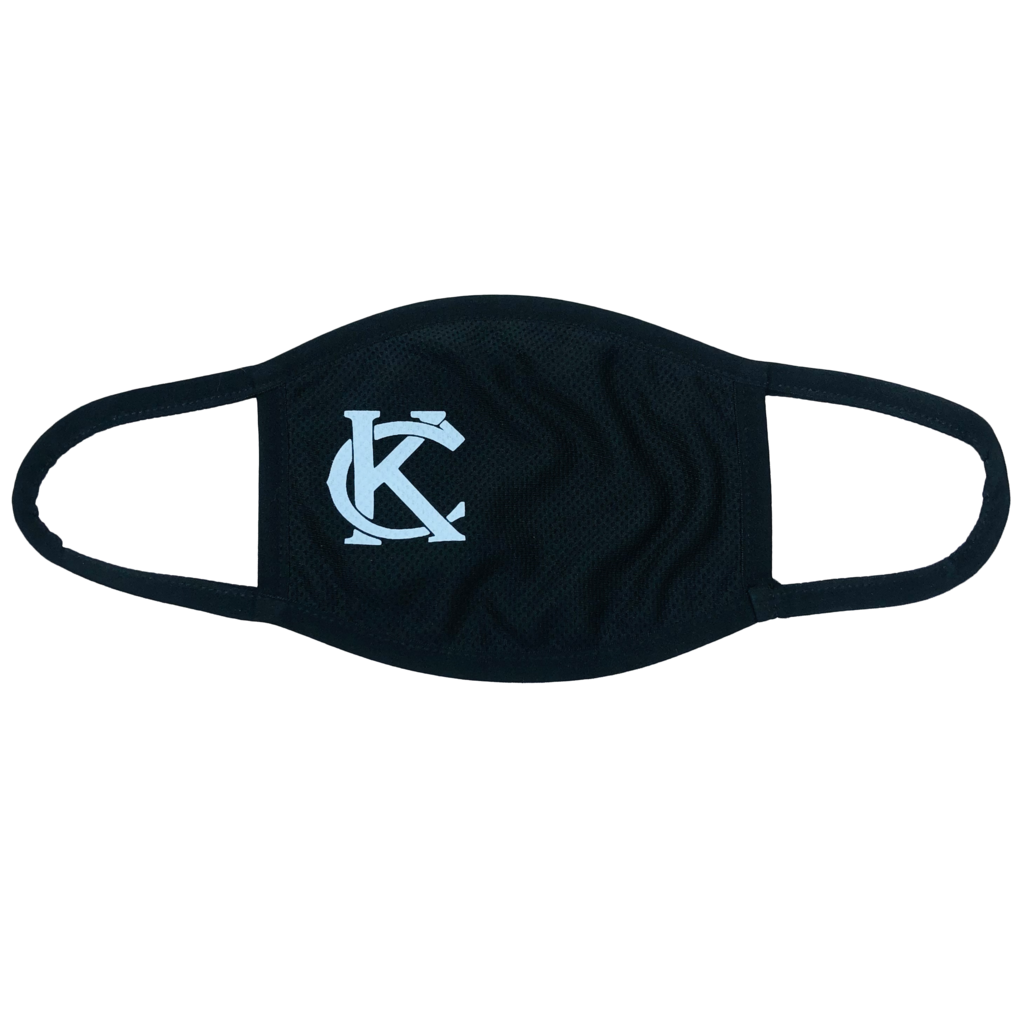 Ultra Athletic Runners Mask Light Blue KC