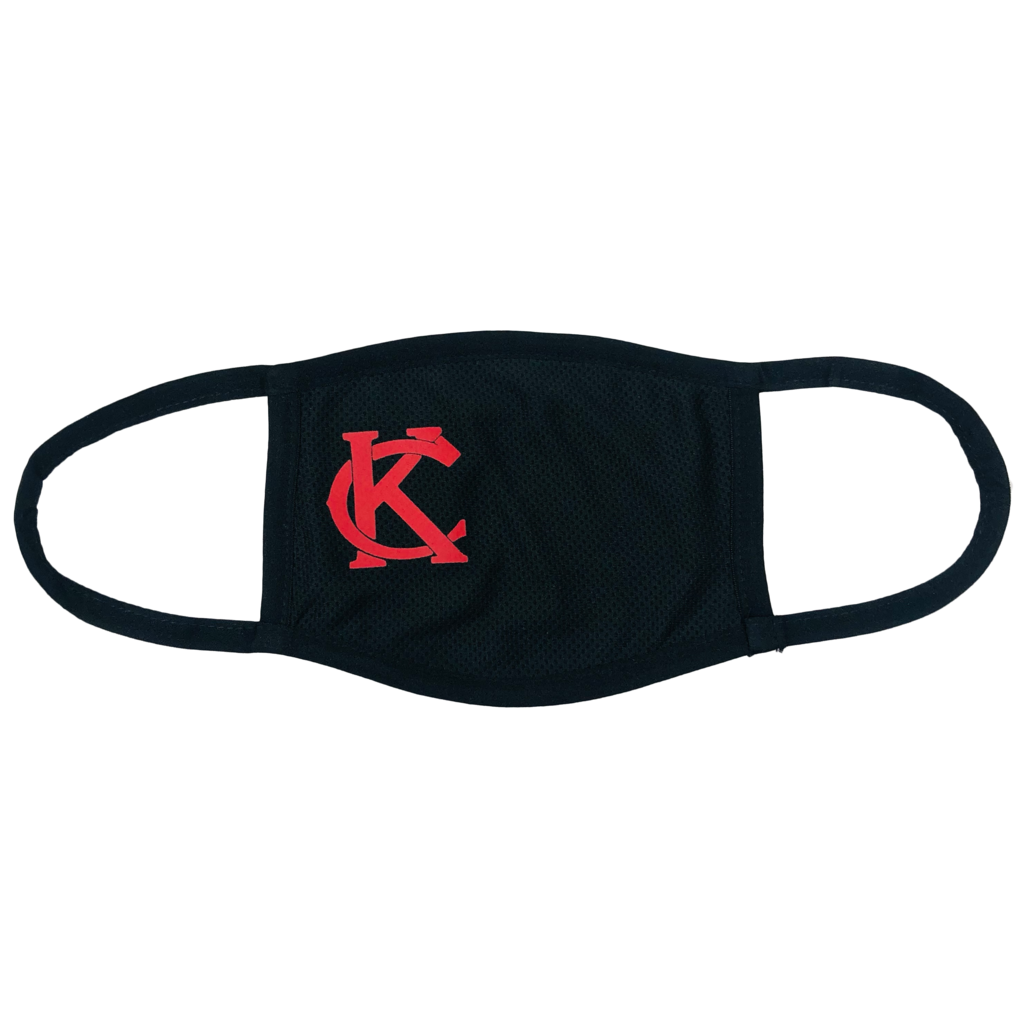 Ultra Athletic Runners Mask Matte Red KC