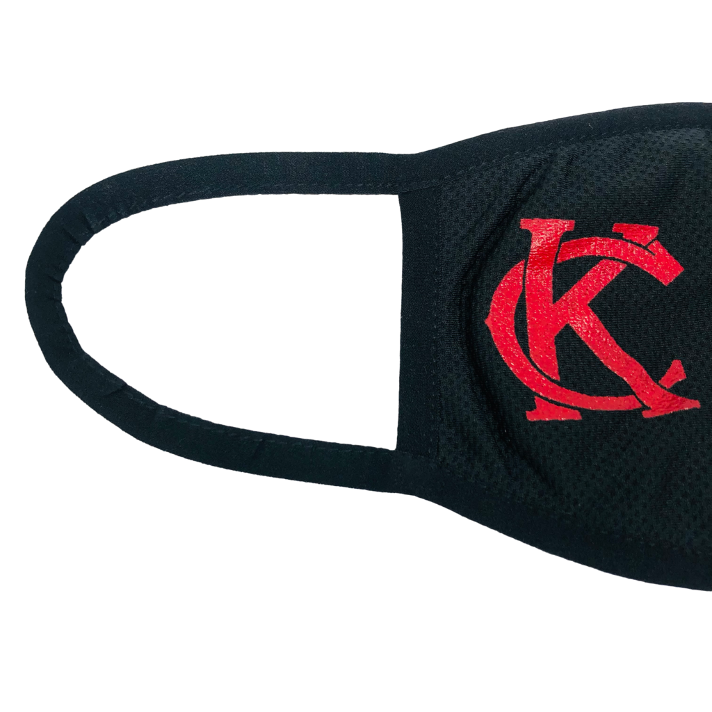 Ultra Athletic Runners Mask Slick Red KC