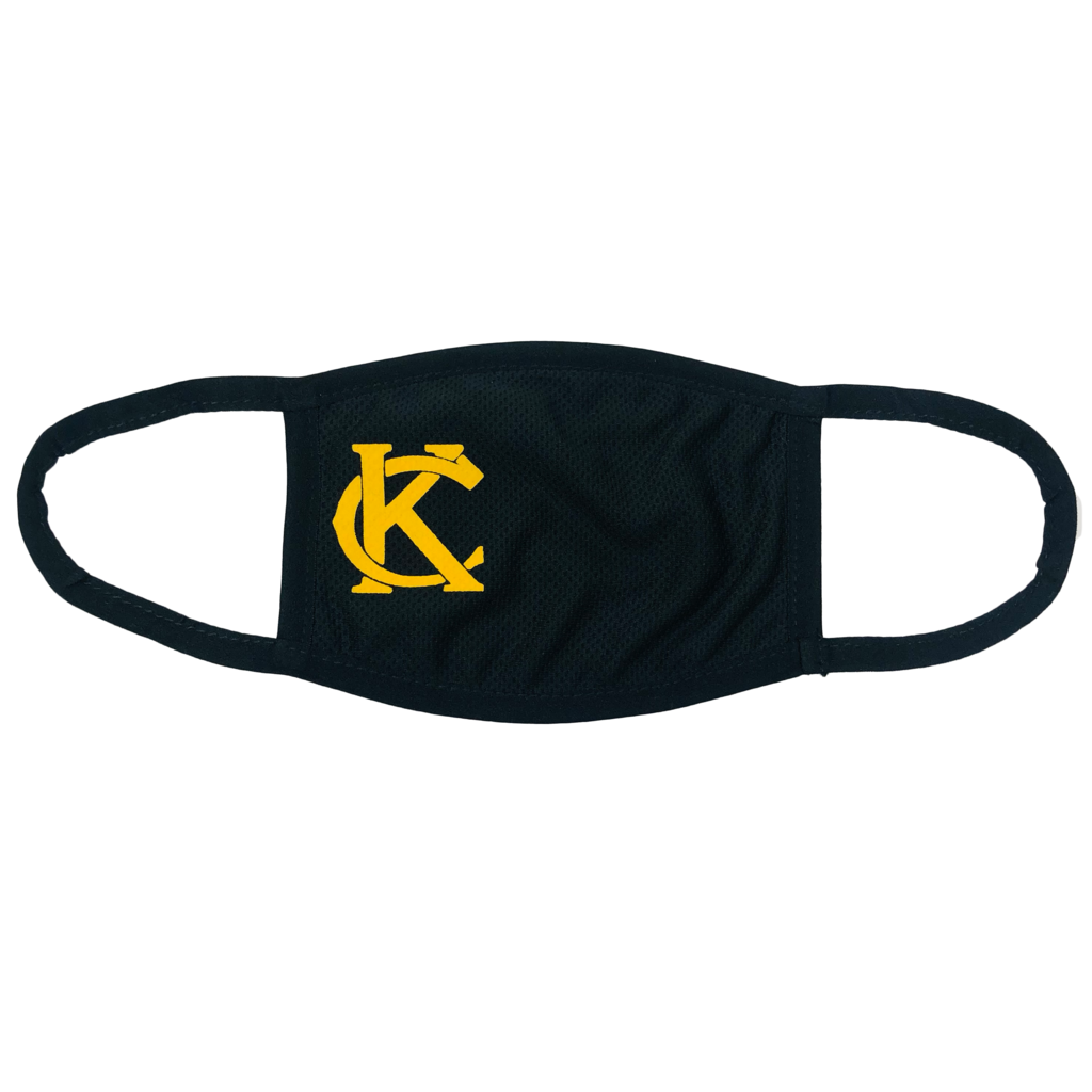 Ultra Athletic Runners Mask Yellow KC