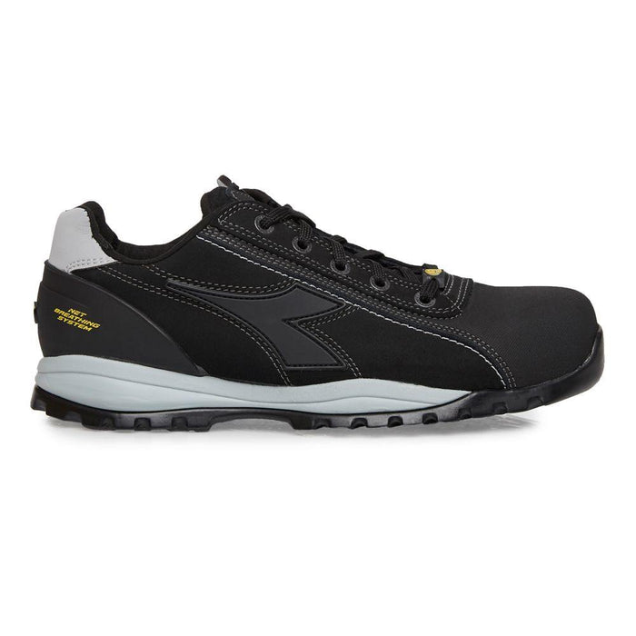 DIADORA GLOVE TECH LOW PRO - BLACK - Dynaton Australia