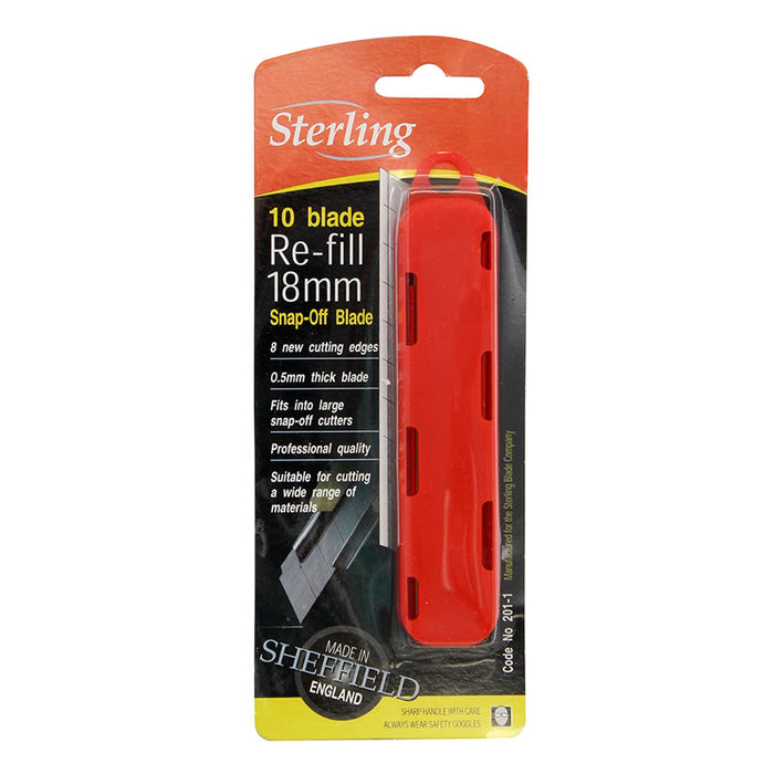 STERLING 18mm Large Snap Blade
