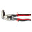 Red Left Cut Upright Snips