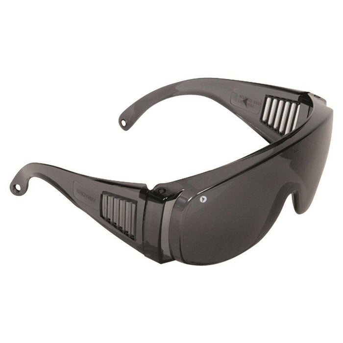ProChoice Visitors Safety Glasses Smoke Lens - Dynaton Australia