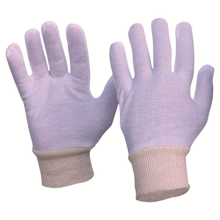 ProChoice Interlock Poly/Cotton Liner With Knitted Wrist Gloves