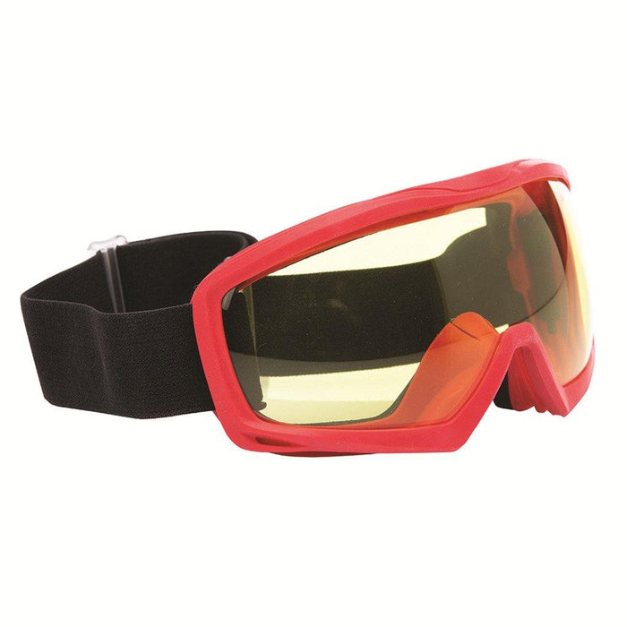 ProChoice Inferno FR Goggle / Red Frame Amber Lens