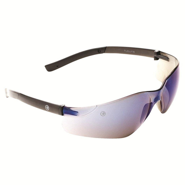 ProChoice Futura Safety Glasses Blue Mirror Lens - Dynaton Australia