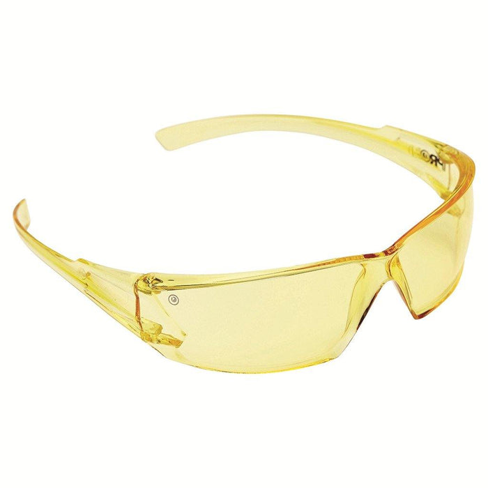 ProChoice Breeze Mkii Safety Glasses Amber Lens