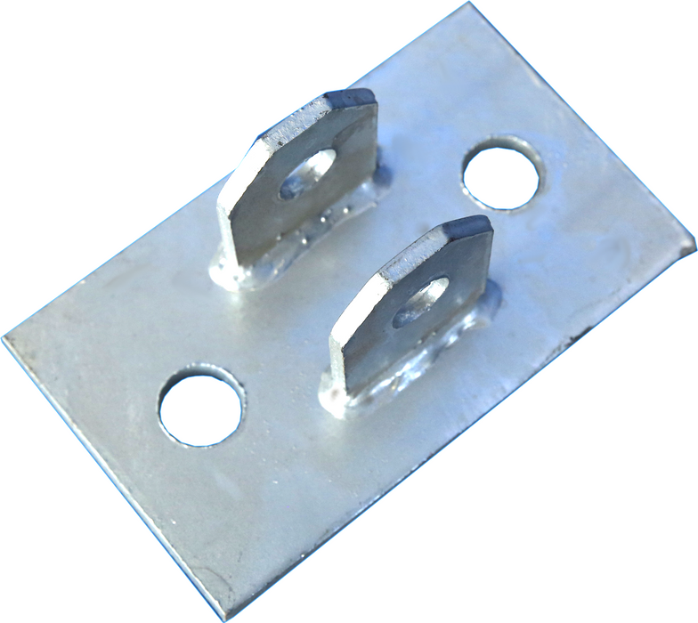 Base Plate Connection Type 1 100x170mm