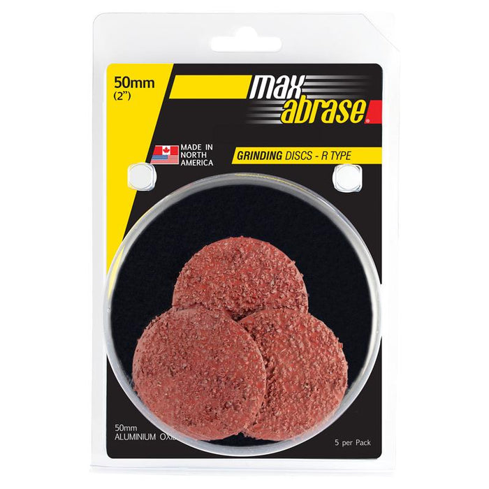 Mini Grinding Disc R Type -Carded 5 Pack