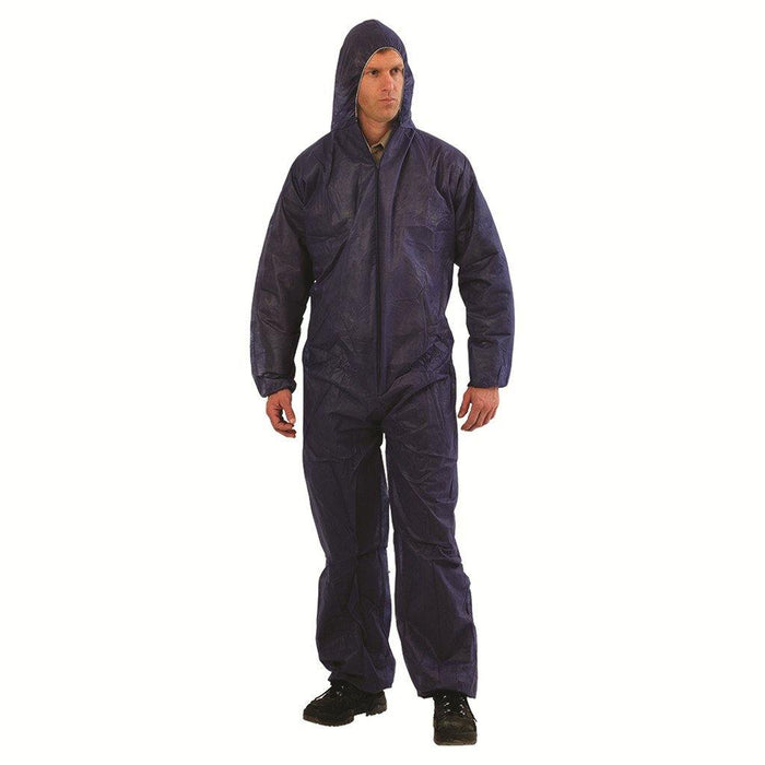 ProChoice Disposable PP coverall Blue