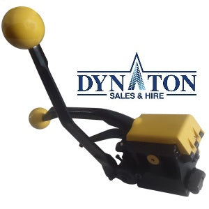 Manual Sealess Steel Strapping Tool - Dynaton Australia