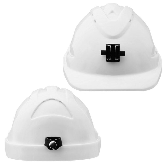 ProChoice V6 Hard Hat Vented (Lamp Bracket/Pushlock Harness) - Dynaton Australia