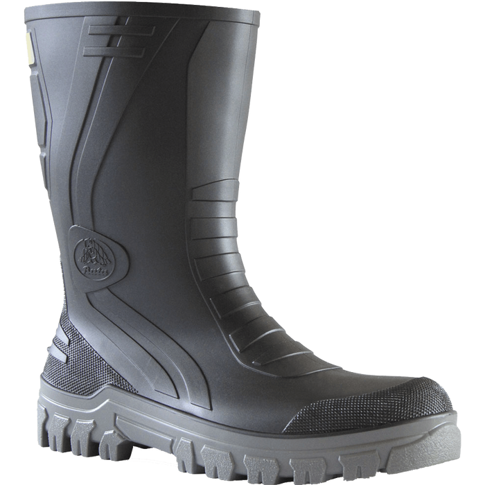 Bata Jobmaster 3 Black / Grey PVC 300mm Safety Boot - Available Sizes: UK 4-14 Only