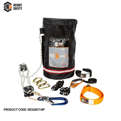 RES-Q Rescue Kit 50M Rope Without Pole