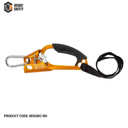 RES-Q Large Rope Clamp for Right Hand