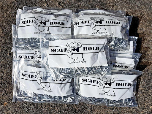 Scaff-Hold Clip Bulk Pack