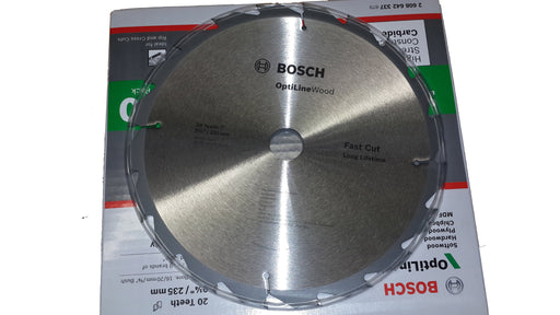 "9"" Saw Blade 20T"