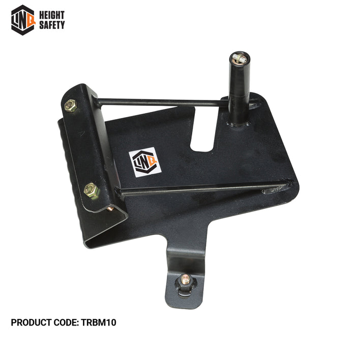Tripod Removable Bracket to mount Inertia Reel/Retrieval