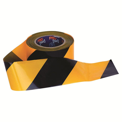 ProChoice Barricade Tape Yellow & Black