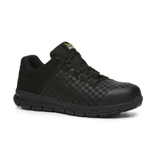 MUNKA WARE PRO SAFETY SHOES (BLACK) - Dynaton Australia
