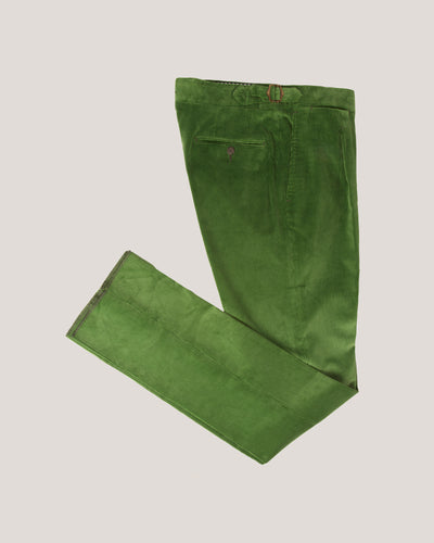 Green Emerald Corduroy