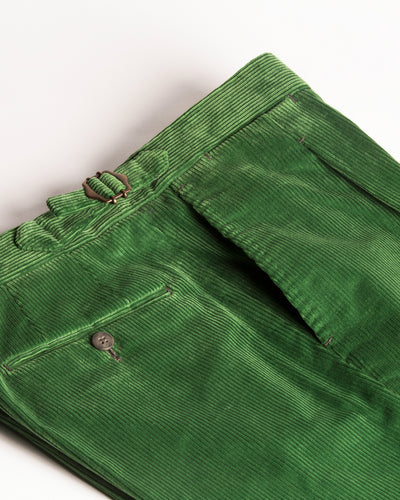 Green Emerald Corduroy *Available in PRE-ORDER*