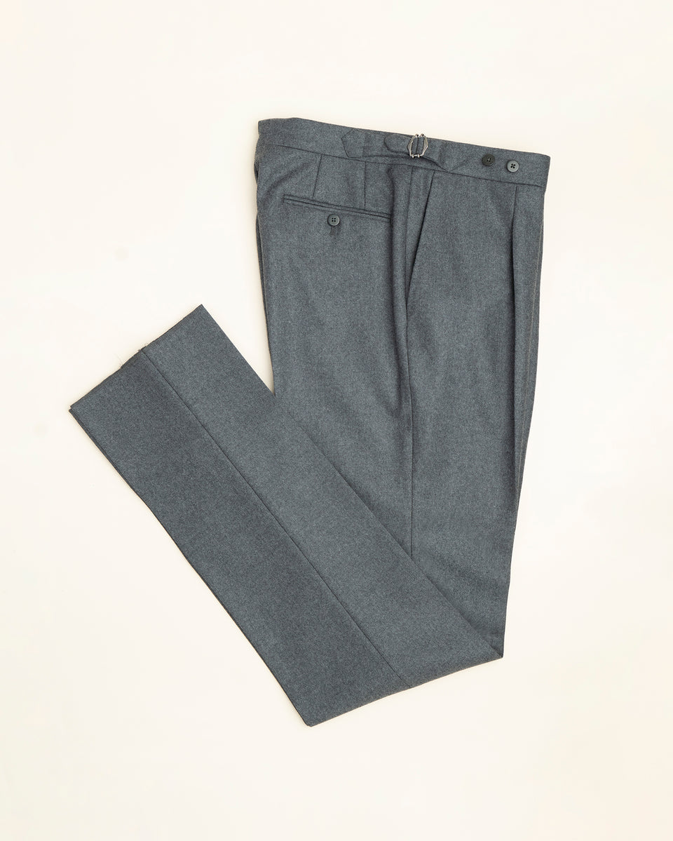 PML grey flannel 450 gr.