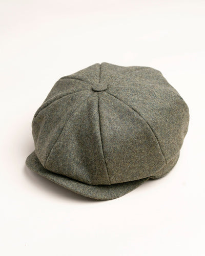 PML Newsboy Hat - Fox Bros. 'Palazzi flannel' capsule
