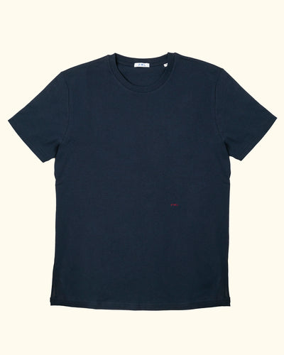 PML t-shirt monogram blue