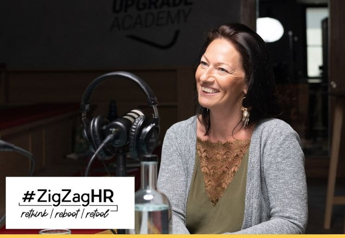 Podcast #7 | Lesley Arens, Founder #ZigZagHR