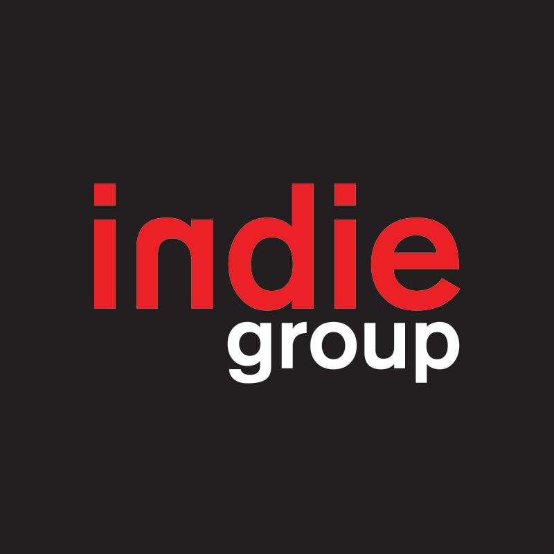 Indie group logo