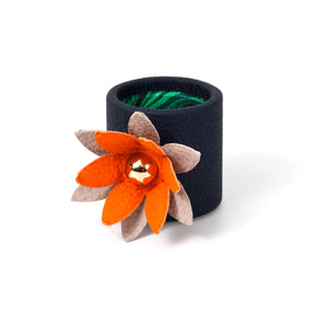 Bloom Napkin Rings (Box of 4)