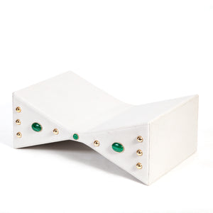 Jeweled Papillon Bookstand