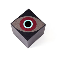 Load image into Gallery viewer, Evil Eye Tissue Box