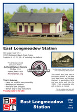 Load image into Gallery viewer, East Longmeadow Station